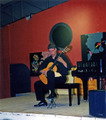 Recital during the �International Music Month' Festival in Skioni-Halkidiki (2001).