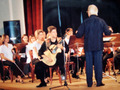 From the opening night of �The Aristoteleia Festival and Congress� in Naoussa- Greece (June 2000).